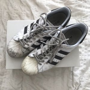 Adidas Custom All Star Sneakers